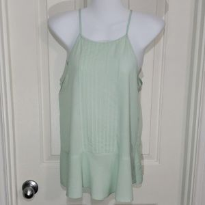 Old Navy Mint Green Shirt with Spaghetti Straps